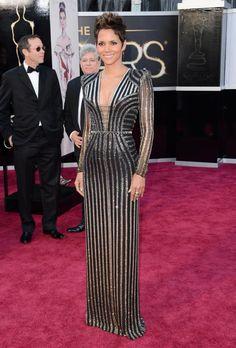 Halle Berry in Versace (Academy Awards 2013)