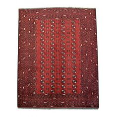 Turkoman Mori Gul Afghan Traditional Tribal Rugs Melbourne And Carpets