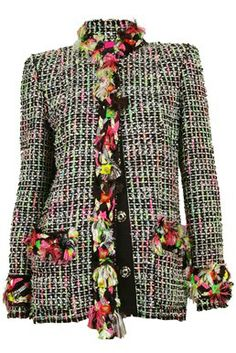 Marc Jacobs Boucle Jacket - starbags.eu