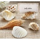 Shells by the Sea Shell Placecard Holders