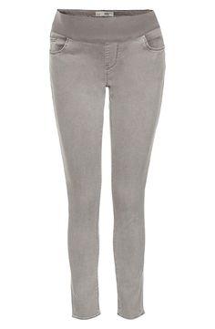 h&m maternity skinny jeans - gray (similar)