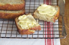 A grain free banana bread that you can add all sorts of mix-ins too, such as…