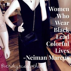 So true!  You would look killer in this new @nicolemillernyc !