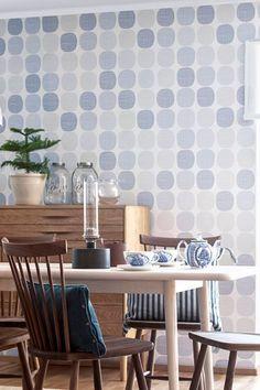 Scandinavian design wallpaper wallcoverings