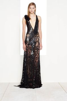 Donna Karan Resort 2016. See all the best looks from the latest designer resort collections, here:
