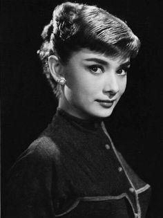 Audrey Hepburn by Bud Fraker, 1953