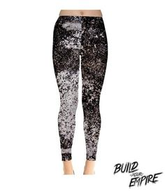Galaxy Splatter Leggings