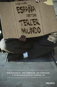 3  España, Destino Tercer Mundo - Ramon Muñoz