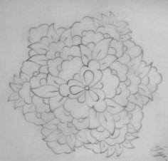 10. DERS: MERKEZİ HATAİLER (2) Doodle Patterns, Tile Patterns, Pattern Art, Flower Patterns, Pattern Design, Islamic Art Pattern, Arabic Pattern, Art Basics, Mandala Artwork