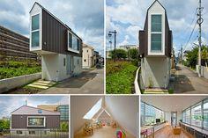Narrow-Japanese-Home-Arquitetura-Sustentavel
