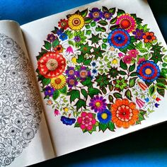 These Coloring Books For Grown Ups Are More Addictive Than