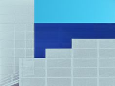 Bold Geometric Compositions That Juxtapose Architectural Spaces Against The Sky