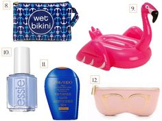 Every Essential You Need in Your Beach Bag This Summer.