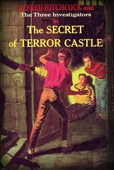 Hitch & The Three Investigators I love this book series.