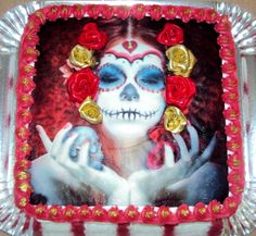 #Bolo #Catrina #Cake