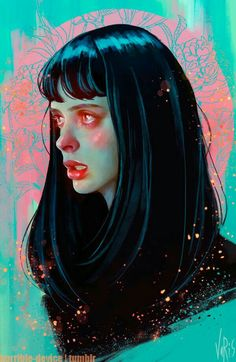 digital painting inspiration The Effective Pictures We Offer You About Illustra. Painting Inspiration, Art Inspo, Breaking Bad Art, Krysten Ritter, Hr Giger, Art Et Illustration, Animal Illustrations, Character Illustration, Film Serie