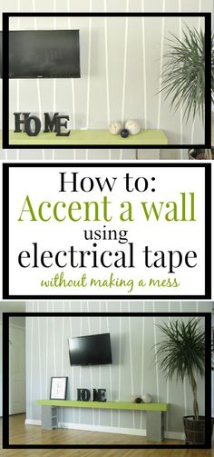 ... DIY walls, renter friendly decor, ideal for bold geometric interior