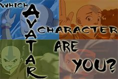 Avatar: The Last Airbender - Personality Quiz. I got Azula......not for sure how i feel about that.