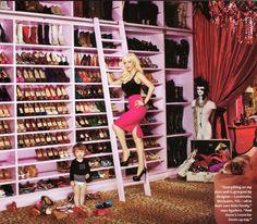 shoe room <3