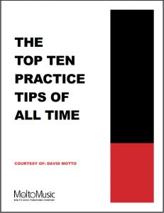 Download the FREE TopTen Practice Tips eBook
