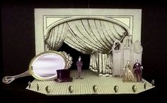 The Importance of Being Earnest - Act 1 - Algernon's Half Moon Street Apartment