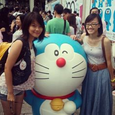 Who's donut's daddy?  #Doraemon  - @ansonchanhuenyan- #webstagram