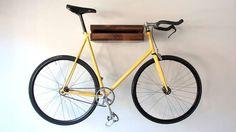 16 Minimalist Indoor Bike Racks - From Sleek Bicycle Wall-Mounts to Minimalist Cycle Storage (TOPLIST)