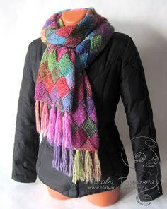 scarf by krylnat