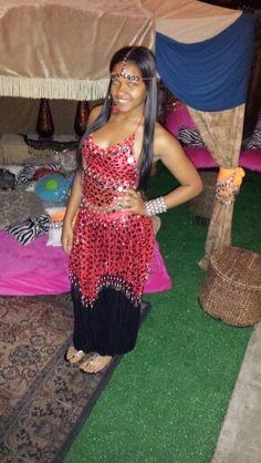 Arabian Night Sweet 16 Party!!!
