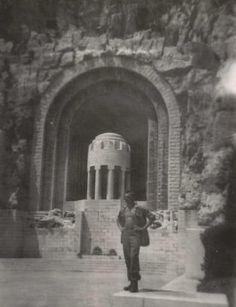 """Des amerlocs sur la """"Côte"""" (1944-1945)"""