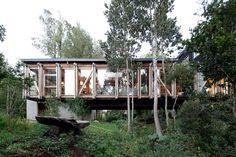 Casa Puente, Puerto Varas, Los Lagos Region, Chile / Aranguiz-Bunster Arquitectos