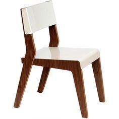 Lock Chair - Walnut