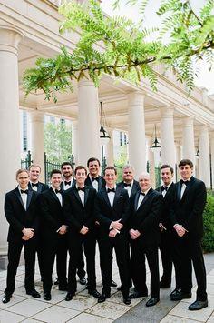 Tennessee Wedding at Nashville's Schermerhorn Symphony Center: Photos