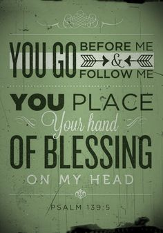 PSALM 139:5