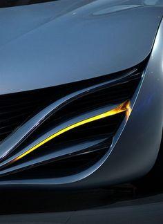 mazda concept by eye of wolf, via sports cars sport cars cars vs lamborghini Supercars, Mazda Cars, Motorcycle Design, Transportation Design, Car Lights, Automotive Design, Car Detailing, Amazing Cars, Car Car