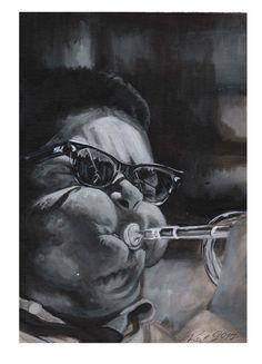 Jazz by Roni Kane