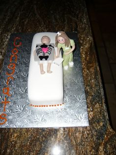 Xray Tech Graduation Cake