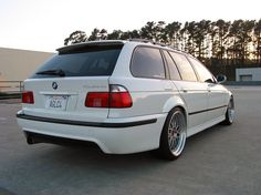 BMW (E39) 5-Series Touring - BMW 5 Series E39 (1995–2004)