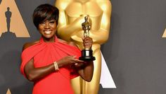 Viola Davis Becomes 1st Black Person To Win An Oscar, Tony And Emmy For Acting #Entertainment #News