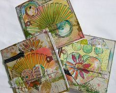 """Every Life Has a Story!"" - {Roben-Marie Smith} - Mini Journals part three..."