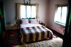 """""""Rustic Chic gets no better"""" Lonely Planet 2013 Village Hotel, Visit Romania, Double Room, Rustic Chic, Planets, Traditional, Bed, European Travel, Furniture"""