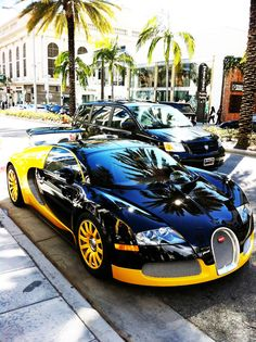 Totally saw this car. On Rodeo Drive. Day was made.