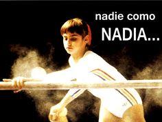 #londres2012 Nadia Comanecci parecía estar triste... o quizás demasiado concentrada en lograr lo que consiguió por primera vez en la historia: un 10 en gimnasia. Aunque, me parece que algunas mujeres rumanas comparten esa expresión de tristeza aparente que las hace terriblemente atractivas...