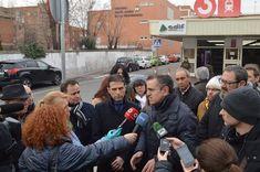 Javier Rodríguez Palacios ha acompañado a José Manuel Franco, Eusebio Robles, diputados, alcaldes, portavoces y concejales del PSOE en el Corredor del Henares.
