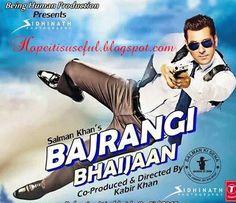 Bajrangi bhaijaan full movie free download - Hopeitisuseful.Blogspot.com