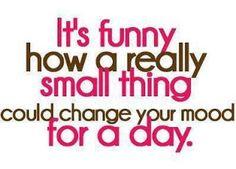 Ilon ja onnen aikaa: Pienet asiat, jotka saavat minut hymyilemään
