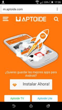 aptoide apk gratis para android sin virus