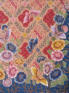 Sketsa Gambar Motif Batik Sederhana Batik Indonesia Fabric