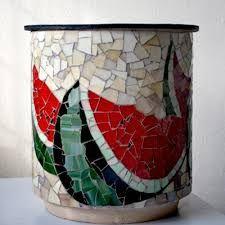 pots in mosaic ile ilgili görsel sonucu