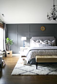 11 Best bedroom wallpaper accent wall images in 2017 | Wall papers ...